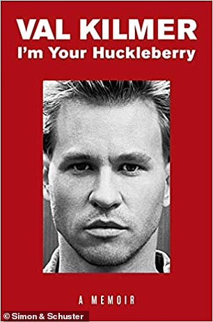 Excited? Simon & Schuster will publish the 320-page volume of Val, I'm Your Huckleberry: A Memoir, on April 21