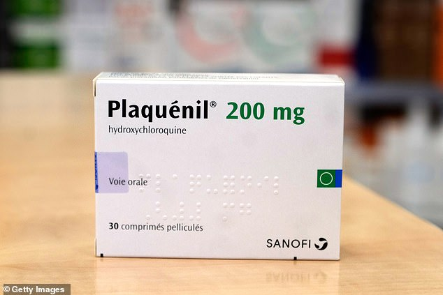 Hydroxychloroquine is currently used to treat malaria and lupus and comes with a laundry list of side effects.