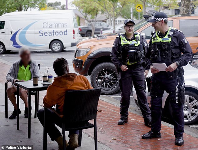 Victoria Police have handed out more than 140 fines to people disobeying self-isolation orders so far this weekend