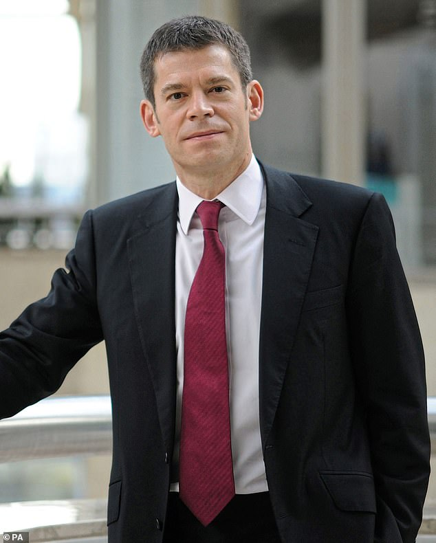 Nationwide chief executive Joe Garner (photo) slashes around £ 1.2m in salary, pensions and bonuses during the coronavirus crisis