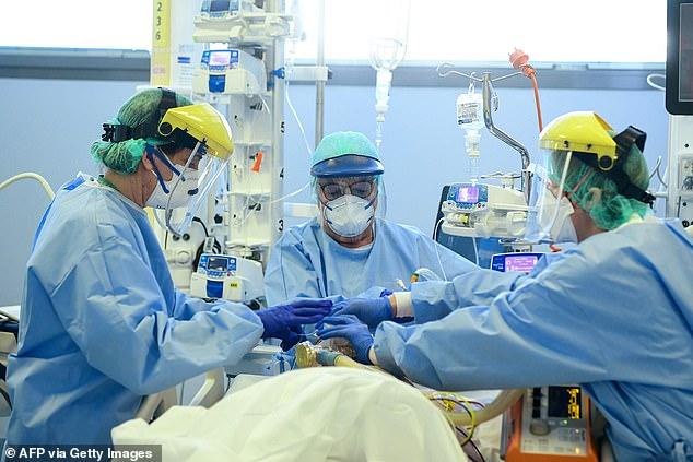 Trauma hospital staff asked