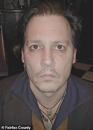 In Depp's $ 50 million defamation case against Heard, he included images of his own bruised and bruised face (photo) following alleged Heard attacks