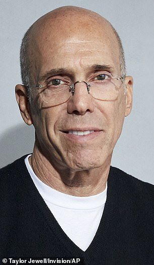 Quibi was by film producer Jeffrey Katzenberg (pictured), who came up with the idea for the app as YouTube and streaming video content became popular
