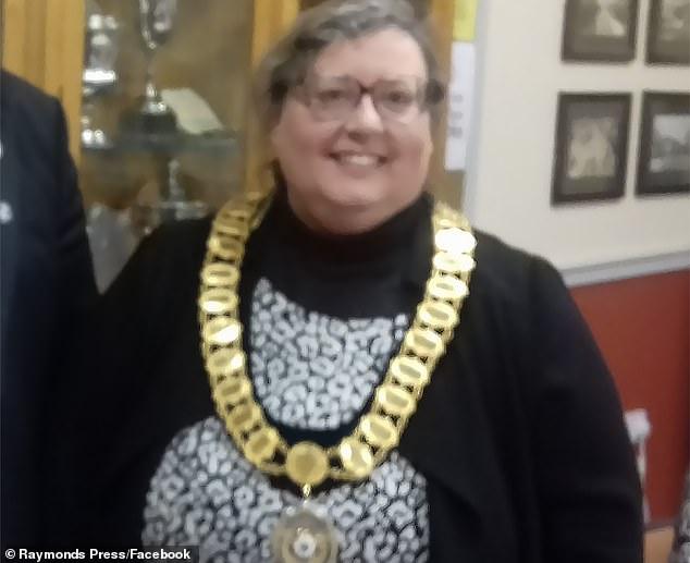 Mayor Sheila Oakes (photo) said Boris Johnson