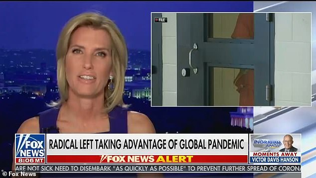 Laura Ingraham brought two doctors who appear frequently with her to the Oval Office meeting to speak to President Trump about hydroxychloroquine