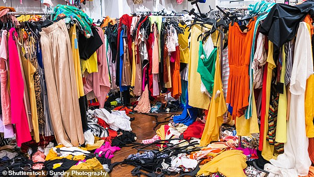 'Fast fashion' is slowly helping to kill the planet - and British buyers are the most extravagant, a study has warned. The clothing industry produces more than 92 million tons of waste per year and consumes around 1.5 trillion tons of water per year