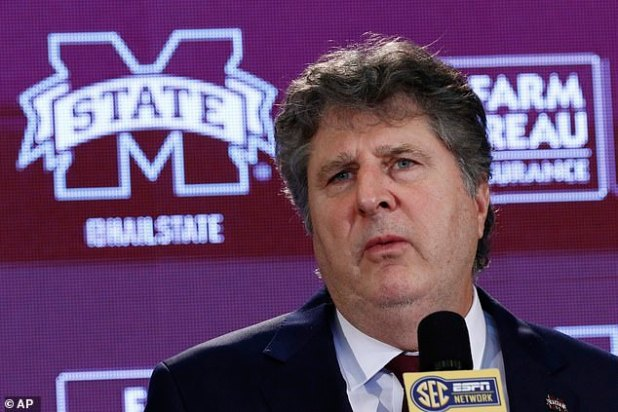 Mississippi state head coach Mike Leach (pictured) told the Clarion Ledger (of Jackson, Mississippi) at the Hill booth: `` The most important thing is that Kylin is entitled to his opinion just like everyone else. .  If Kylin decides to voice his opinion, I think he should if he wants to.  I think it definitely should because all opinions on all topics should be heard.