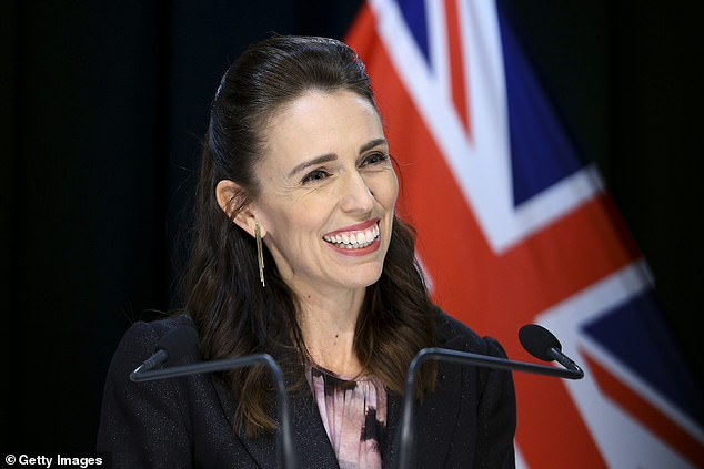 New Zealand Prime Minister Jacinda Ardern (photo) said the foreclosure of her country was successful after an astounding drop in daily business to just 29 Thursday
