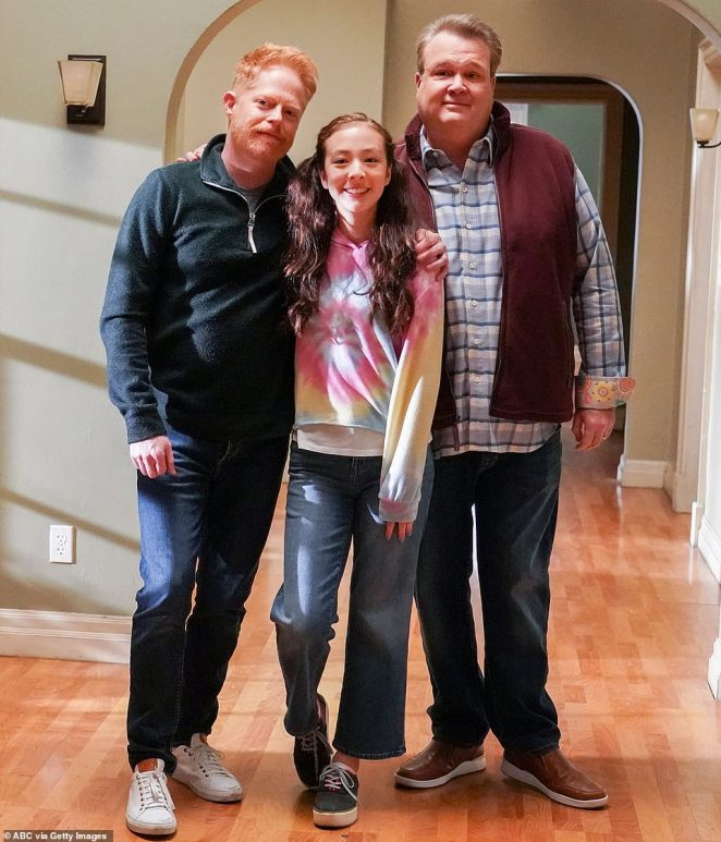 Just an idea: Modern Family co-creators Steve Levitan and Christopher Lloyd said they were considering a spin-off for Cameron (Jesse Tyler Ferguson) and Mitchell (Eric Stonestreet), according to Deadline