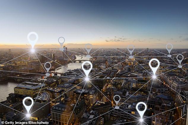 CAP calls for a nationwide digital surveillance system that tracks the movements of each citizen using cellphone location data (stock image)