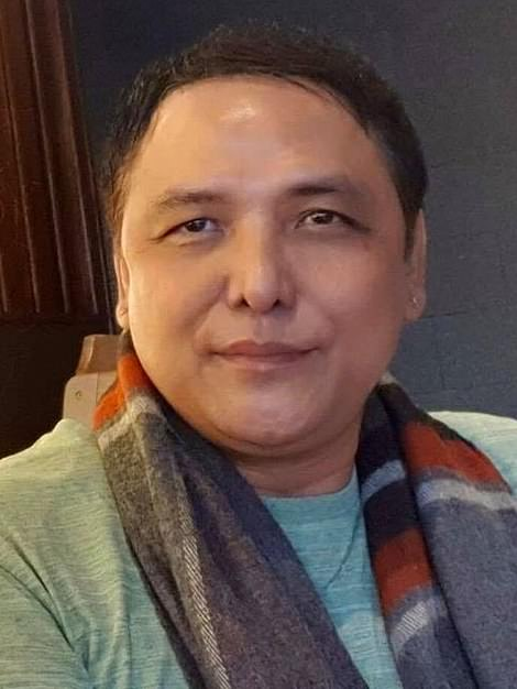 Donald Suelto (photo), who worked at Hammersmith Hospital, died after self-isolating with symptoms of coronavirus, said friend and fellow NHS nurse