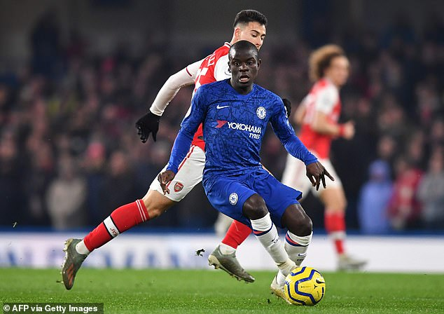 N'Golo Kante's stay in Chelsea comes to an end with two interested Spanish giants