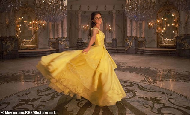Role: She also played Belle in the live action movie Beauty and the Beast 2017
