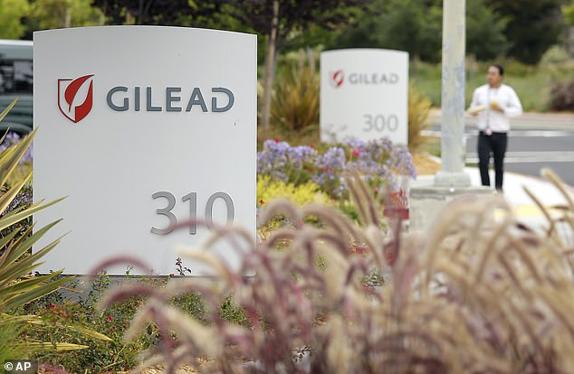The University of Chicago is one of 152 sites participating in Gilead's Phase III clinical trial involving severe COVID-19 patients. Pictured is headquarters in Foster City, California