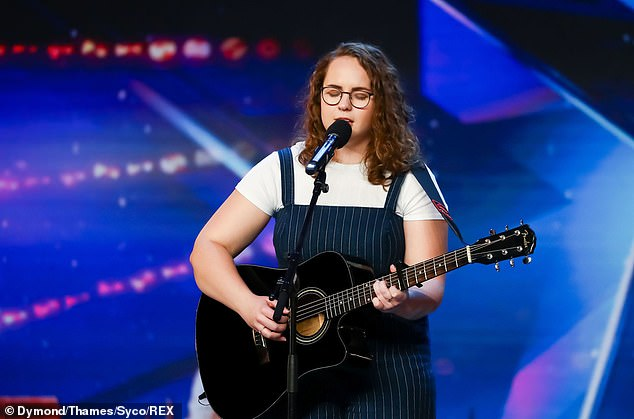 SPOILER: Nurse Beth Porch, 25, is expected to impress BGT judges on Saturday with her original song written by herself, written on saving lives - before being tested positive for coronavirus