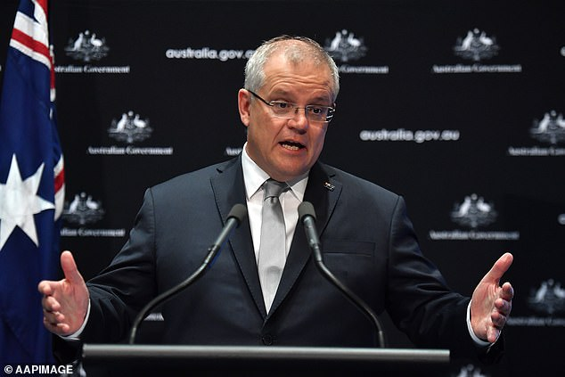 Prime Minister Scott Morrison said Thursday the National Cabinet decided the COVID-19 restrictions set by the Federal Government would not change for four weeks.