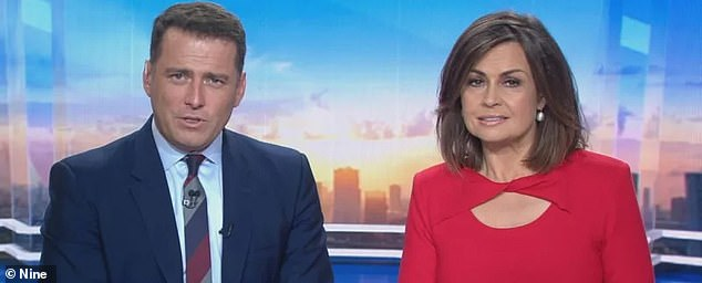 Reports: Lisa was believed to have quit Today because Karl as her male co-host, was reportedly earning $2million a year with a potential bonus that could take his salary to $3million if ratings were a hit, The Australian wrote in 2017