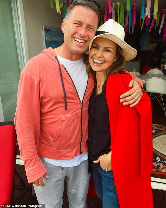 Confession: In 2014, Karl admitted to have been drunk while co-hosting the Today show alongside Lisa, the morning after the 2009 Logie Awards. Pictured on another occasion