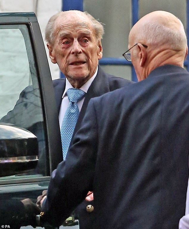 Prince Philip, 98, has thanked medics, scientists and researchers who are tackling the ongoing coronavirus pandemic