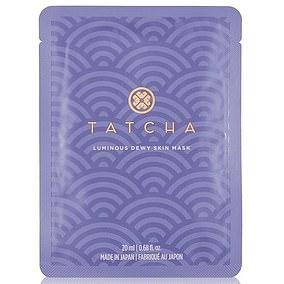 Tatcha Luminous Dewy Skin Sheet Mask ($12)