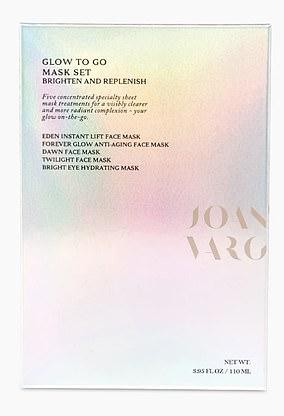 Joanna Vargas Glow to Go Mask Set ($75)