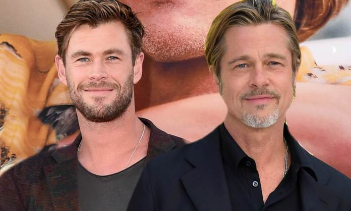 Chris Hemsworth was moved meeting Brad Pitt for the first time: 'I ...