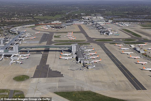 The owner of Britain's second busiest airport has also requested that travelers be required to carry
