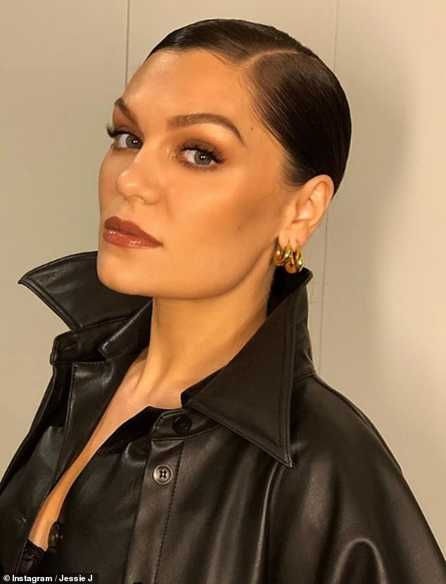 `` She was not nice, it made me sad '': Michelle Visage, candidate for Strictly Come Dancing 2019, criticized Jessie J (pictured last December) in a new candid interview