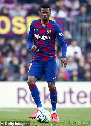 Nelson Semedo spent an indifferent time at Camp Nou