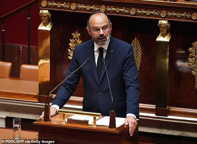 French Prime Minister Edouard Philippe announced last week that no sporting event would be authorized before September, but races would be exempt from suspension