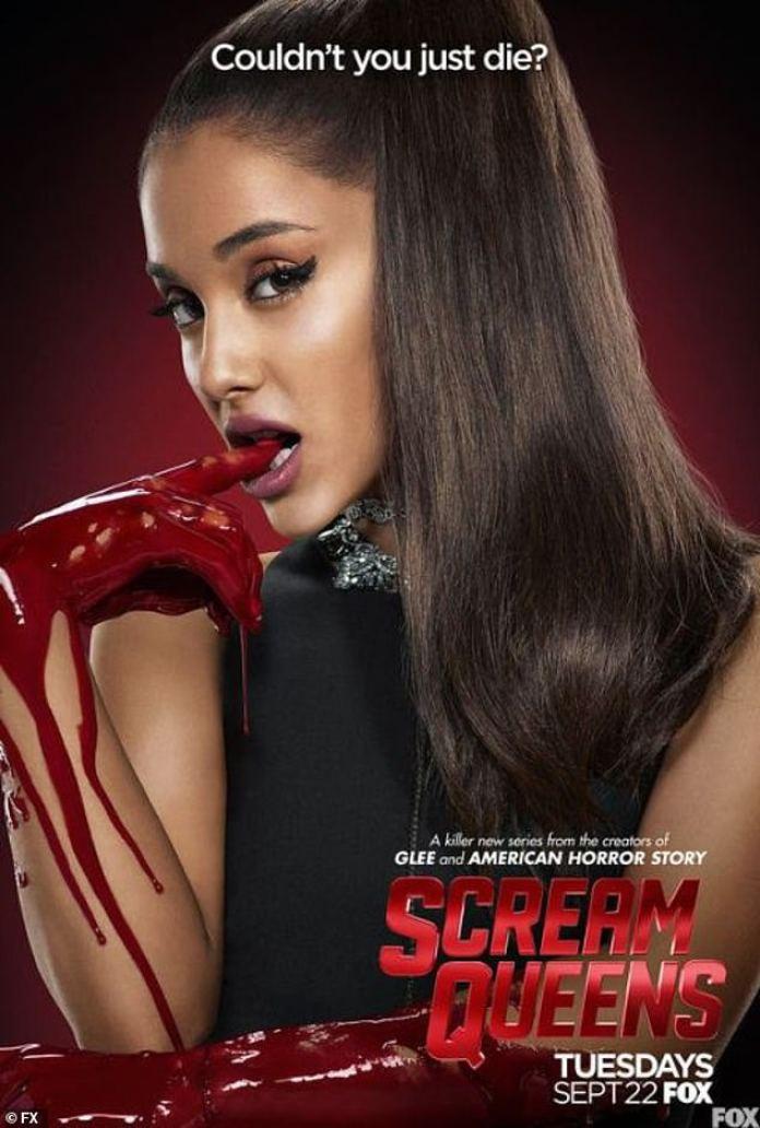 ¿Todavía gritando?  Si Ariana es reclutada para la serie de terror incondicional, será la segunda vez que la recluten para un proyecto de Ryan Murphy.  En 2015, protagonizó su serie de comedia / terror Scream Queens