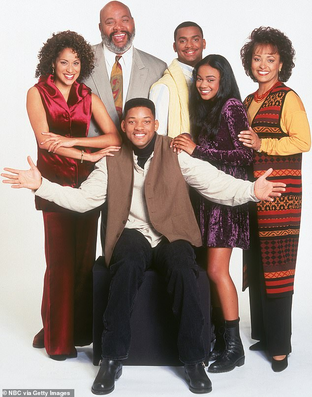 Throwback: The Fresh Prince Of Bel-Air worked for 148 episodes over six seasons on NBC from 1990 to 1996 and made Will a major star
