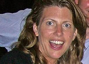 Helen Macintyre (pictured), the mother of Boris Johnson's fifth child Stephanie