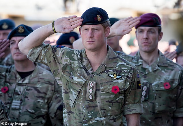 Kensington Palace announced in March 2015 that Harry was to quit the Army after two tours of Afghanistan during a ten-year career. He has told friends he misses the Army
