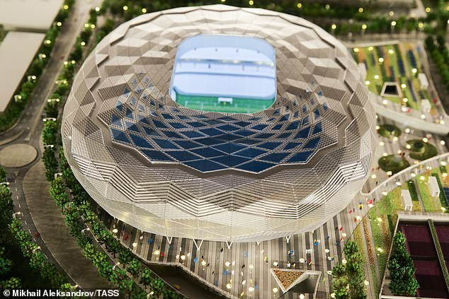 The 2022 World Cup in Qatar is scheduled to take place from November 21 to December 18