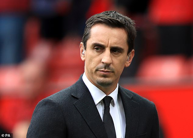Gary Neville says football clubs must make their voices heard during the pandemic