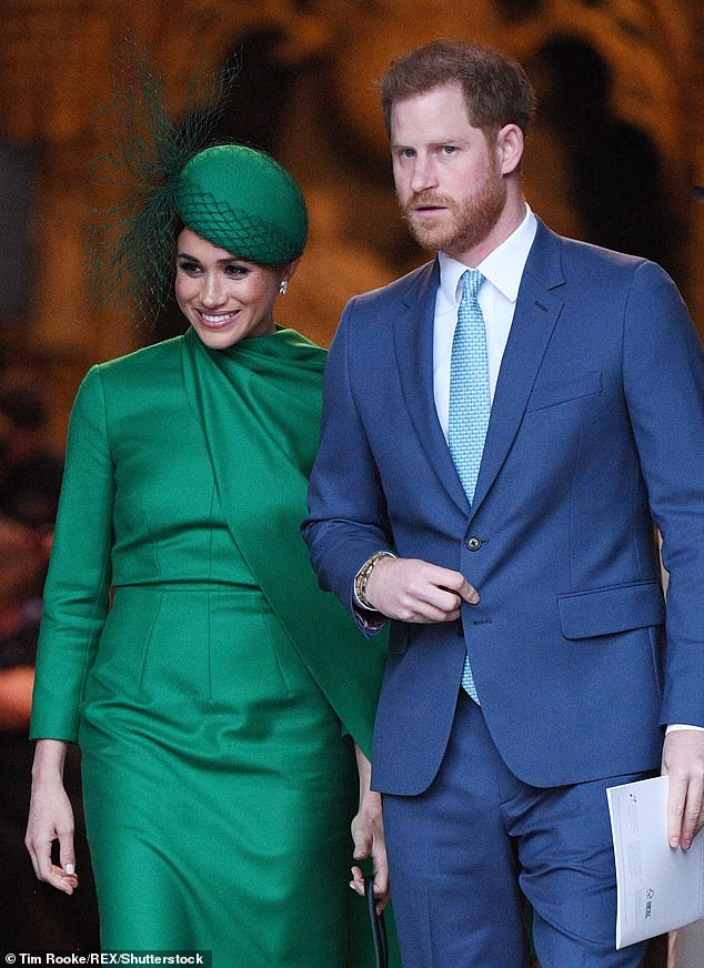 Last month, the Duke and Duchess of Sussex granted interviews to the authors of the biography.