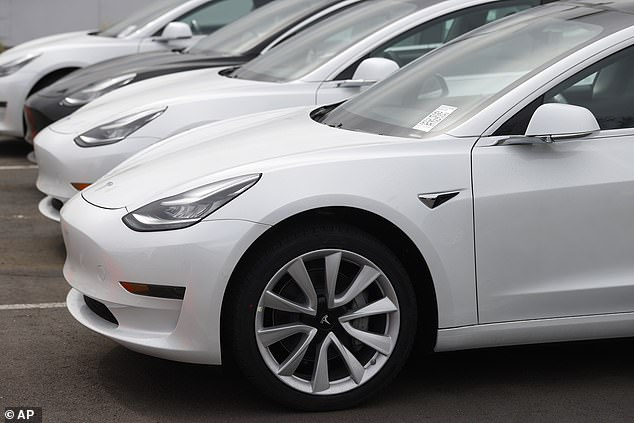 Tesla tops the charts: During the lowest month in the UK, Tesla Model 3 became the most recorded passenger car in the country for the first time