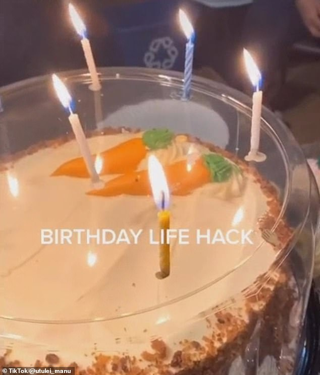 It was revealed in a 2017 study by Clemson University that blowing out the candles on a birthday cake can increase bacteria by 1,400%