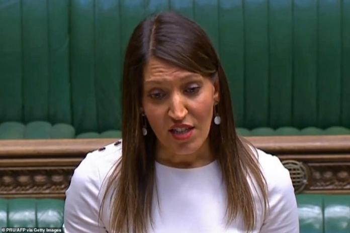 Dr. Allin-Khan, who attends shadow cabinet meetings and works as an E&E doctor, then tweeted that she would `` not watch her tone '' when she challenged the government
