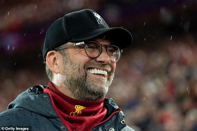 However, striker would await an official Liverpool offer from Jurgen Klopp
