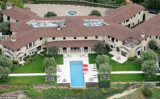 Meghan and Harry are Living in this M Beverly Hills Mansion of Mega Hollywood Actor/producer Tyler Perry and Arranged by Mutual Friend Oprah