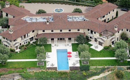 Meghan and Harry are Living in this $18M Beverly Hills Mansion of Mega Hollywood Actor/producer Tyler Perry and Arranged by Mutual Friend Oprah