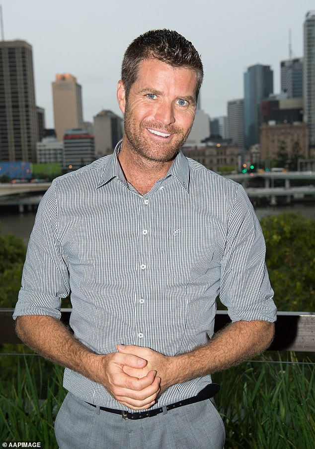 Parting ways: Pete Evans, the My Kitchen Rules judge whose alternative health advocacy has outraged doctors, led to official sanctions and inspired a devoted following of like-minded crusaders, has reportedly departed Channel Seven after 10 years. Pictured in January 2013