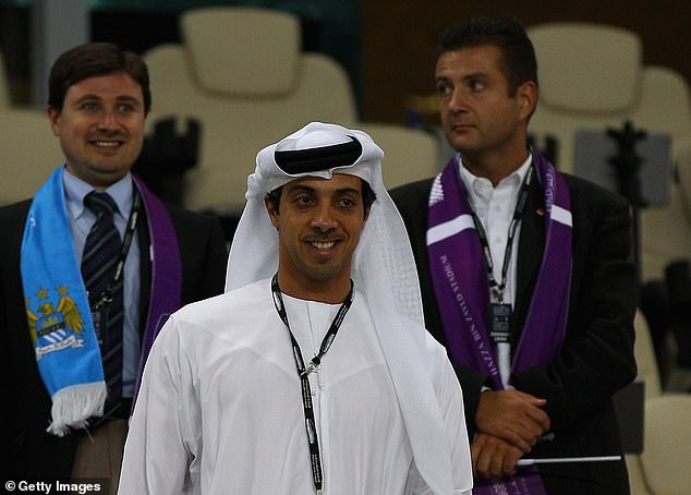 City are owned by Sheik Mansour, Abu Dhabi royal family member and deputy Prime Minister of the country