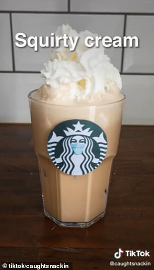 TikTok User Cracks Recipe for Starbucks' Frappuccino and Shows How to Make It At Home