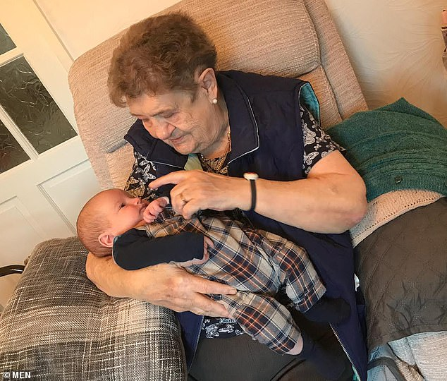 Great-grandmother Margaret Rotheram was recovering from the Royal Bolton Hospital when she caught Covid-19 and died