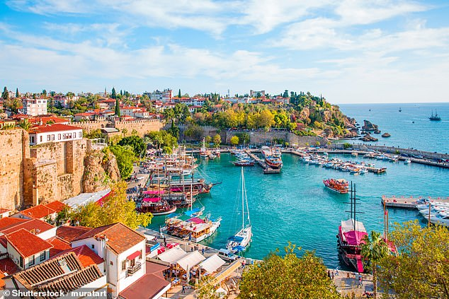 A passenger is trying to get a refund from Tui for two holidays she had booked with it to Turkey