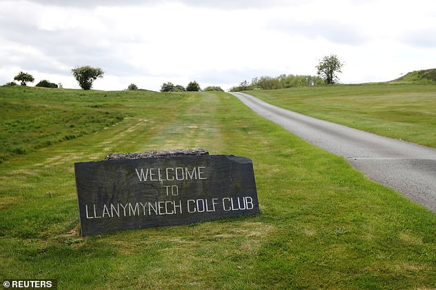 Llanymynech Golf Club claims to be the only double golf course in Europe, with its holes spread between the counties of Powys in Wales and Shropshire in England