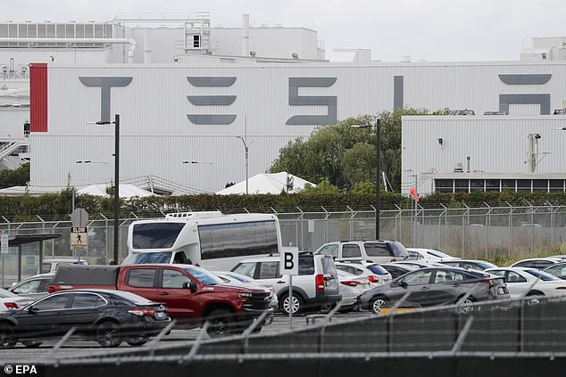 The Tesla factory employs 10,000 people in Fremont county, and has been told that it must adhere to coronavirus safety guidelines if it is to be allowed to reopen